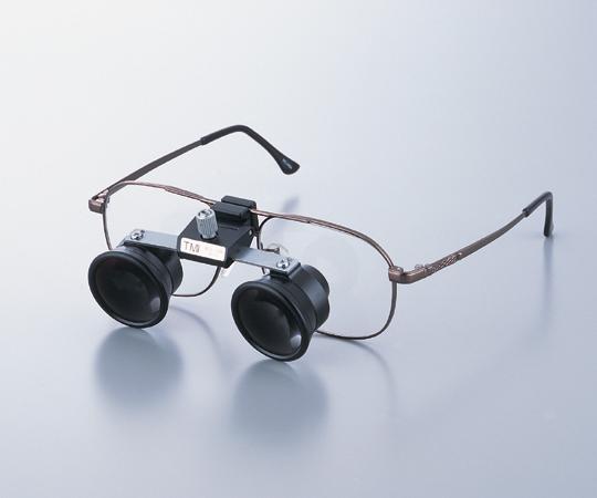双眼マイクロルーペ BOL-2SM 倍率3×/視野50mm 92g