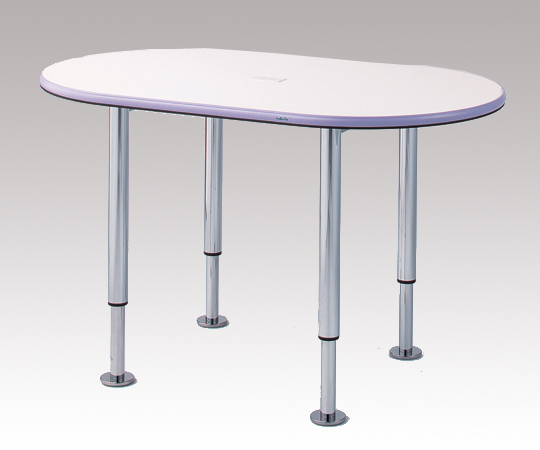 ナーステーブル(昇降脚タイプ) TNW-2400V-C 2400×1200×700~900mm