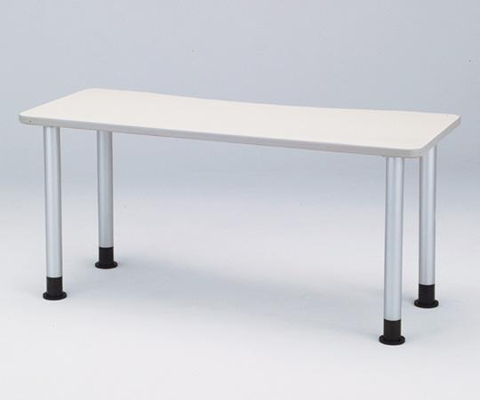 ナースステーションシステムテーブル(昇降脚タイプ) WSN-1560 1500×600×700~900mm