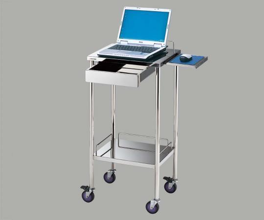 パソコンカート PCK-1 440×340×920mm 11kg 【代引き不可】