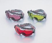 レーザー光完全吸収メガネ 1-8128-01 YL-130