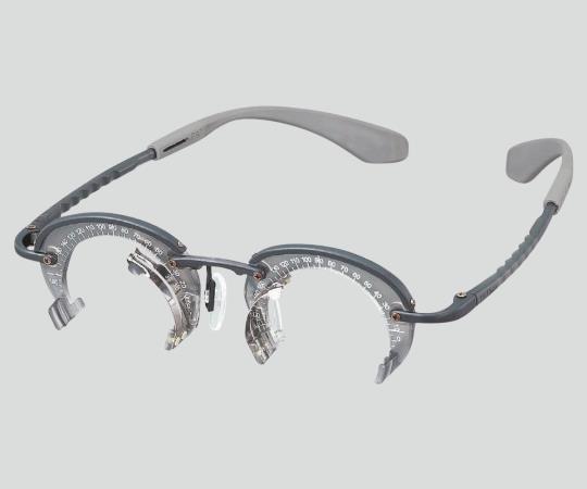オシャレ仮枠(試験枠)711-70 PD(瞳孔間距離)70mm グレー