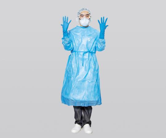 抗悪性腫瘍剤耐浸透防止用ガウン CT5504 CT5504 XLサイズ 30枚入