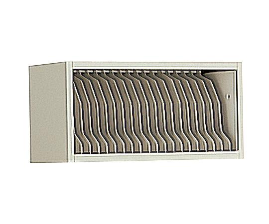 カルテ戸棚(卓上タイプ・A4ヨコ用) HP-SA46SF1 600×320×310mm