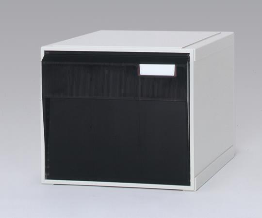 ホスピタルカセッター(A3判) HA3-001 アンバー(遮光) 浅型から深型までの引出しが4タイプ