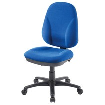 オフィスチェア Jura(ジュラ) ブルー 116494