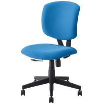 カラフルオフィスチェア ブルー RZC-282BL