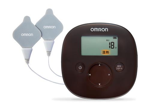 OMRON オムロン 温熱低周波治療器 HV-F320-BW ブラウン