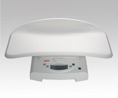 seca デジタル乳幼児用スケール(検定付) seca833 秤量20kg 最小表示10g(~10kg)・20g(~20kg)ベビースケール/幼児用体重計 【代引き不可】