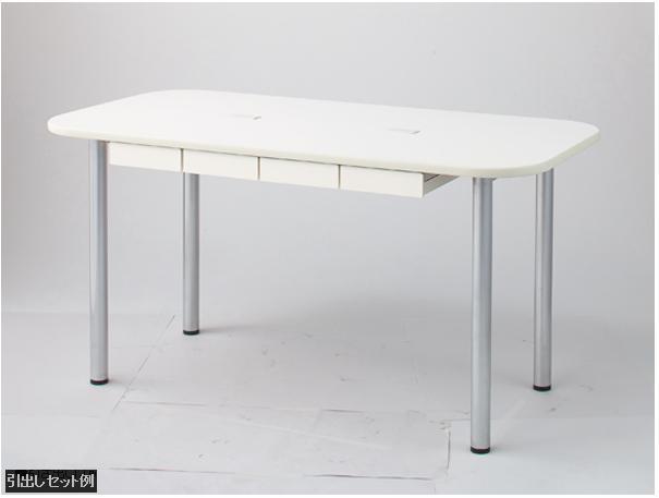 ナーステーブル(ガーデン 高さ900mm・配線穴ありタイプ) 2212H-WC 2200×1200×900mm