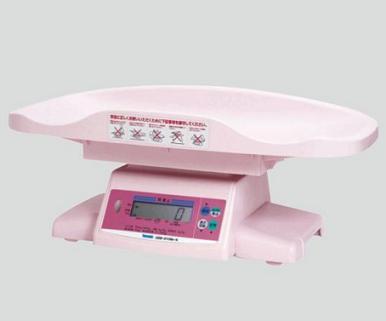 ベビースケール UDS-210BeK 幅650×奥行307×高さ248mm