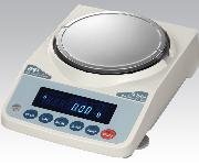 FX-200iWP 電子天秤 秤量220g 最小表示0.001g 皿サイズφ130mm 2-8142-22
