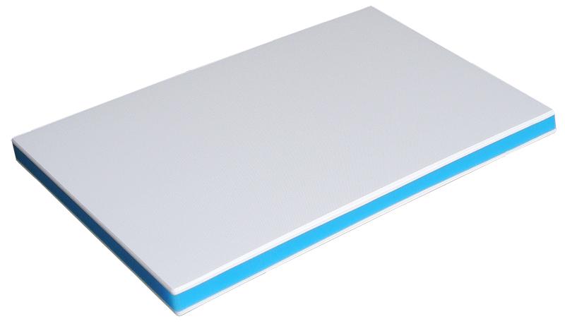 (株)北正 111271 CKB-20LL カラー業務用まな板 LLブルー キッチンツール