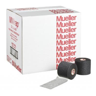 Mueller(ミューラー) Mラップカラー 70mm ビッグブラック(48個)