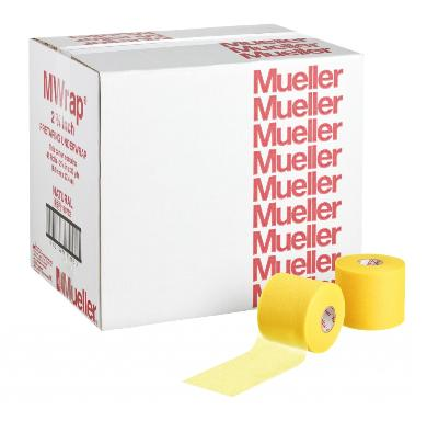 Mueller(ミューラー) Mラップカラー 70mm ビッグゴールド(48個)