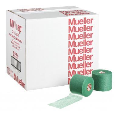 Mueller(ミューラー) Mラップカラー 70mm ビッググリーン(48個)