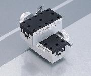 ラックピニオンステージ(XY軸) 25×50(mm)1-8323-01 TARW-25502