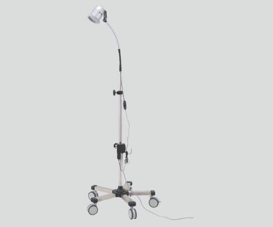 【送料無料/代引不可】白色LEDビームライト LX-3201 520×520×1000~1700mm
