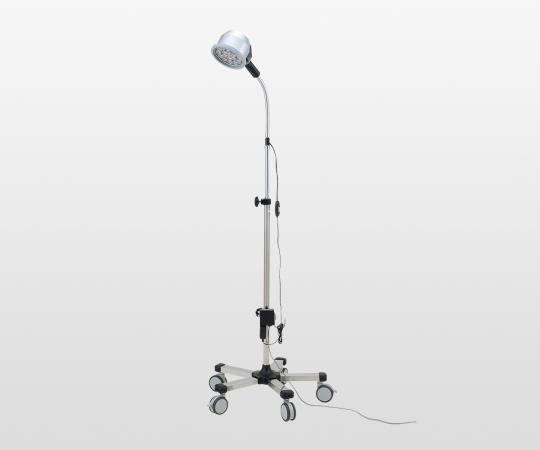 【送料無料/代引不可】白色LEDビームライト LX-3019 520×520×1100~1900mm