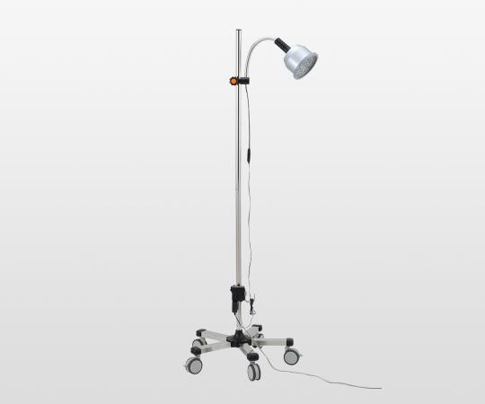 【送料無料/代引不可】白色LEDビームライト LX-3000 520×520×300~1500mm
