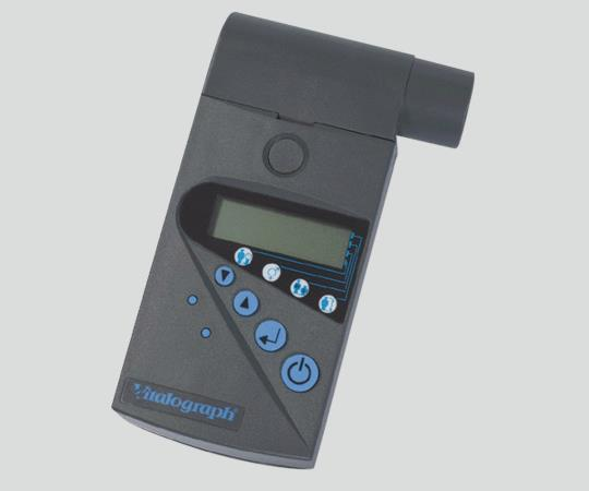 携帯型電子スパイロメーター (マイクロ) 63000 145×70×40mm 165g