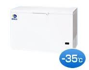 【代引き不可】福島工業株式会社 D-396D W1260×D690×H840mm 365L 冷凍ストッカー スーパーフリーザー