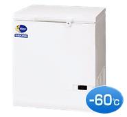 【代引き不可】福島工業株式会社 DF-140D W720×D703×H850mm 約133L 冷凍ストッカー スーパーフリーザー