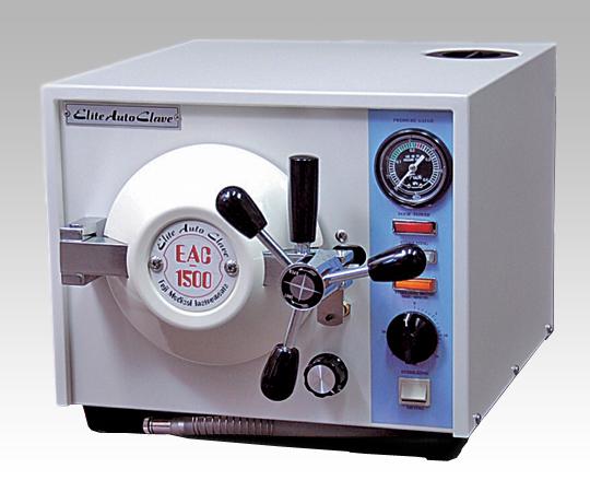 富士医療測器 超小型卓上型高圧滅菌器 EAC-1500 オートクレーブ 滅菌