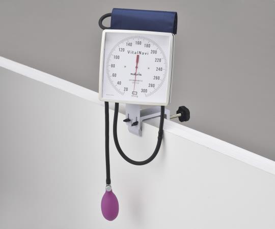 バイタルナビ血圧計 見やすい大型アネロイド    541NAVIS クランプ型