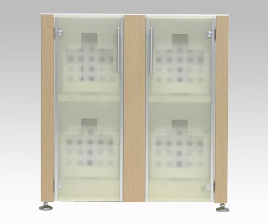スリッパ除菌オートラック ロータイプ用木目調パネル ナチュラル/ライトブラウン/ダークブラウン D1-V2-3-WP