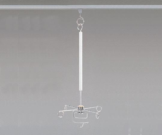 スライドハンガー ハンドル式ロング 全長(mm):825~1290