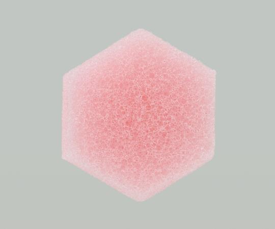 《週末限定タイムセール》 プロシェア口腔ケアスポンジ プラ軸 H ピンク六角形 袋×50袋 1箱 1本 症状にあわせて6つのラインナップを使い分けたケアが可能 信頼