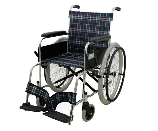 車椅子 (スチール製) MW-22ST-CNV 自走式 本体