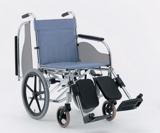 肘跳ね上げ多機能介助車 (スチール製) CM-230 #36(エアータイヤ) 介助式 555×985×875mm