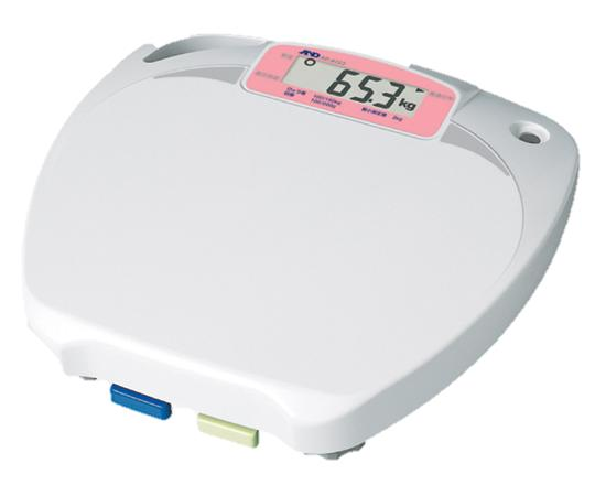 A&D ベッドサイドスケール(検定付) AD-6122 100/99.9kgまで、200/100~150kg 体重計 国家検定付き エー・アンド・デイ