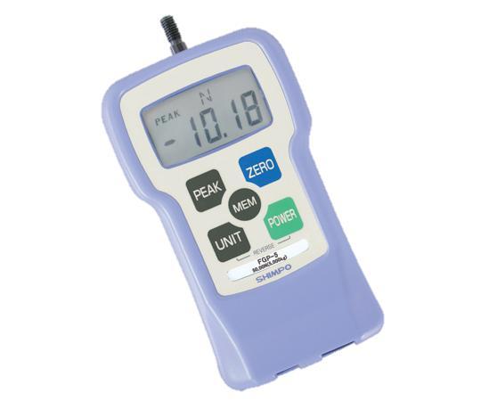 格安人気 FGP-5:アスリートトライブ 6-4050-04 表示可能範囲/±5.000kg(±50.00)  デジタルフォースゲージ-DIY・工具