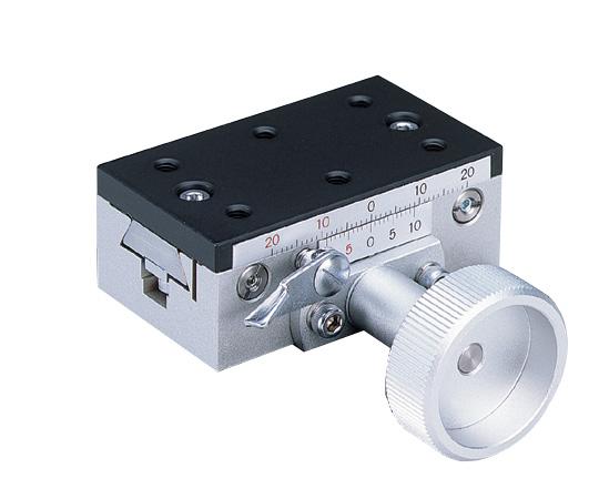 ラックピニオンステージ(X軸) 34×60(mm)1-8322-01 TAR-34601