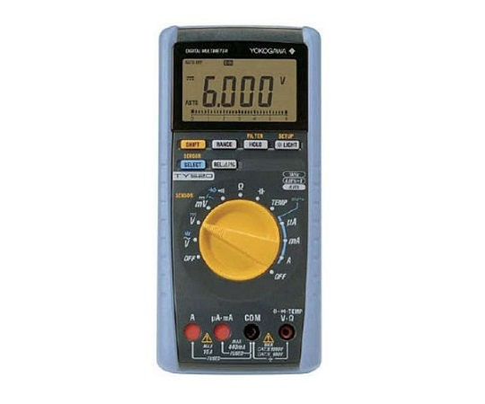 デジタルマルチメーター TY520