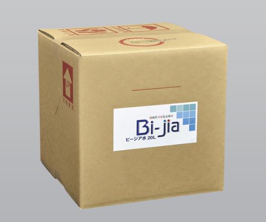 ビージア水(微酸性次亜塩素酸水) 20L