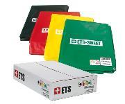 【代引不可】トリアージキット ETS-KIT トリアージシート 赤・黄・緑・黒×各1枚