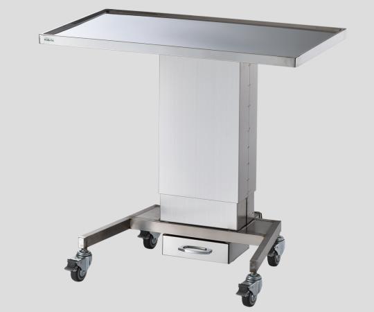 メーヨー型消毒盤台(電動昇降・充電式バッテリー内蔵) TM-950E