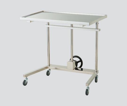 メーヨー型消毒盤台(昇降式) TM-950-N ネスティングタイプ