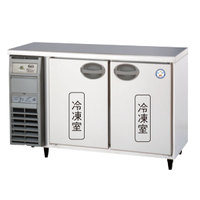【代引き不可】福島工業株式会社 ヨコ型冷凍庫 YRW-122FM2 315L W1200×D750×H800mm 90kg