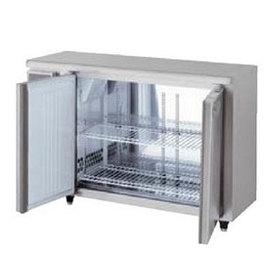 【代引き不可】福島工業株式会社 超薄型冷凍庫 TMU-42FM2-F 170L W1200×D450×H800mm 70kg 内装ステンレス鋼板