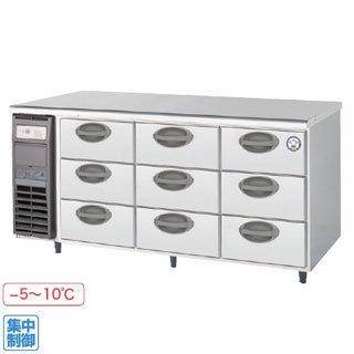 【代引き不可 422L】福島工業株式会社 ドロワーテーブル冷蔵庫 YDW-160RM2 YDW-160RM2 180kg 422L W1650×D750×H800mm 180kg, アリゾナフリーダム:f6d6e258 --- m2cweb.com
