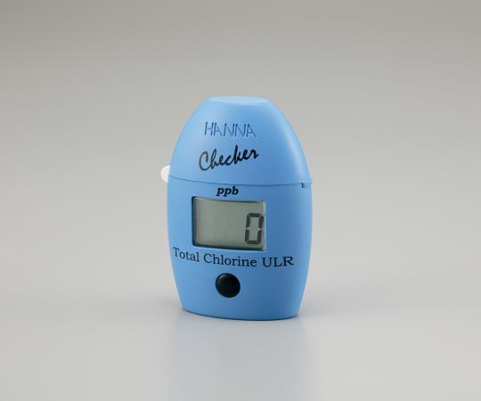デジタル吸光光度計(Checker HC) HI761 測定項目:超低濃度全塩素(測定範囲=0~500ppb)