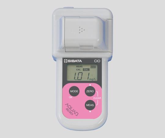 ハンディ水質計 AQ-201 測定項目:残留塩素