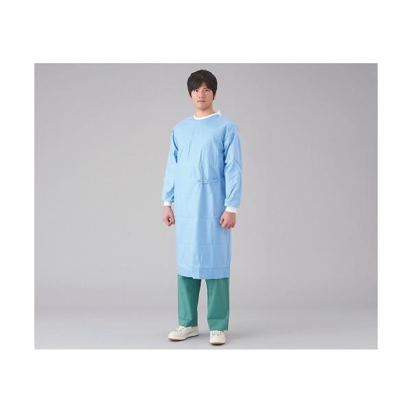サージカルガウン ブルーライン 99000512 Lサイズ