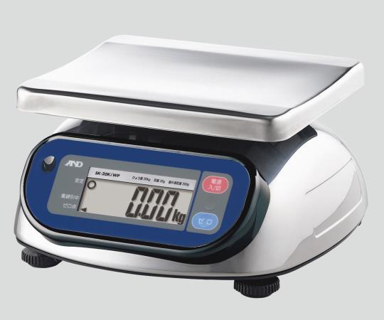 デジタルスケール(ウォーターボーイ・検定付) SK-10KiWP 秤量10kg