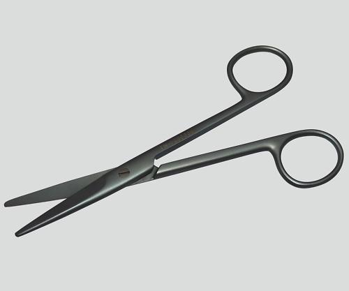 メーヨ剪刀(チタン製) TN-0230330 直 TN-0230331 曲 145mm